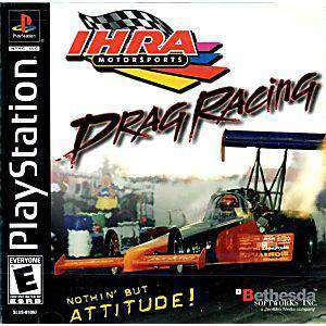 IHRA Drag Racing - PS1 Game | Retrolio Games