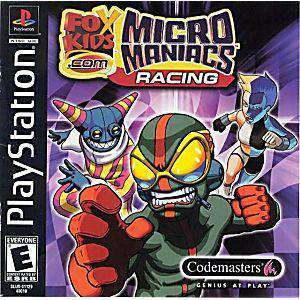 Micro Maniacs Racing - PS1 Game | Retrolio Games