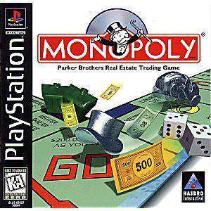 Monopoly - PS1 Game | Retrolio Games