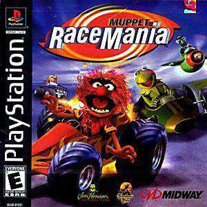Muppet Race Mania - PS1 Game | Retrolio Games