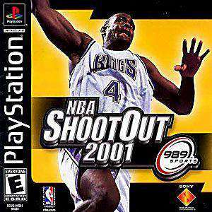 NBA ShootOut 2001 - PS1 Game | Retrolio Games