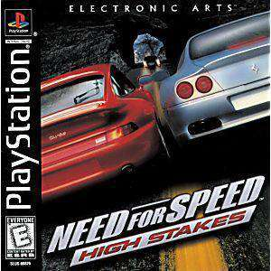 Need for Speed High Stakes - PS1 Game | Retrolio Games