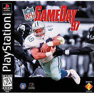 NFL GameDay 97 - PS1 Game | Retrolio Games
