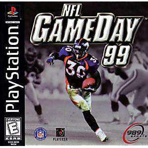 NFL Gameday 99 - PS1 Game | Retrolio Games