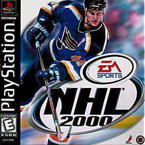 NHL 2000 - PS1 Game | Retrolio Games
