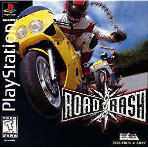 Road Rash - PS1 Game | Retrolio Games