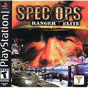 Spec Ops Ranger Elite - PS1 Game | Retrolio Games