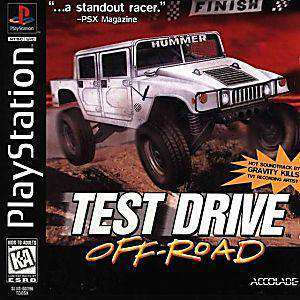 Test Drive Off Road - PS1 Game | Retrolio Games