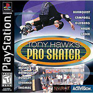 Tony Hawk - PS1 Game | Retrolio Games