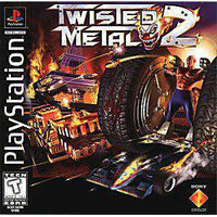Twisted Metal 2 - PS1 Game | Retrolio Games
