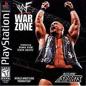 WWF Warzone - PS1 Game | Retrolio Games