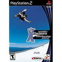 ESPN X Games Snowboarding 2002 PS2 - PS2 Game | Retrolio Games