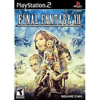 Final Fantasy XII - PS2 Game | Retrolio Games