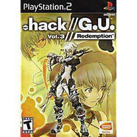 .hack Redemption - PS2 Game | Retrolio Games
