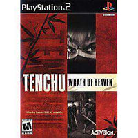 Tenchu 3 Wrath of Heaven - PS2 Game | Retrolio Games