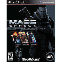 Mass Effect Trilogy - PS3 Game | Retrolio Games