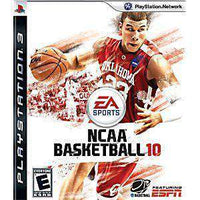 NCAA Basketball 10 - PS3 Game | Retrolio Games