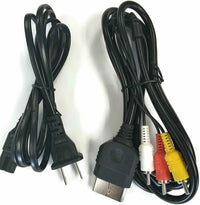 Original Xbox Power & AV Cable