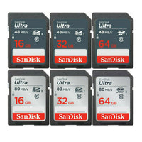 SD Card (Memory Card for Wii/Wii U/3DS)