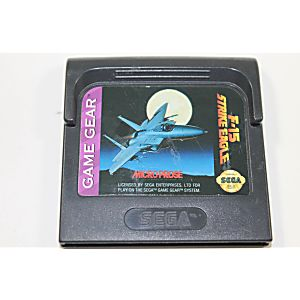 F-15 Strike Eagle - Game Gear Game