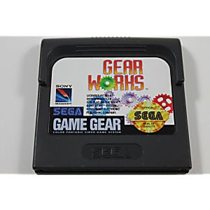 Gear Works - Game Gear Game