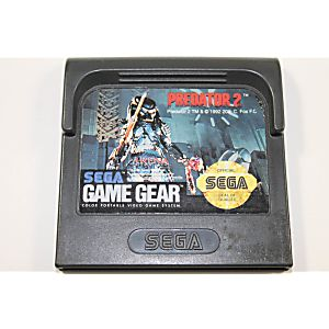 Predator 2 - Game Gear Game