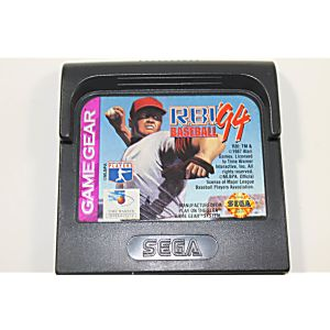 RBI Baseball 94 - Game Gear Game