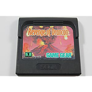 Revenge of Drancon - Game Gear Game