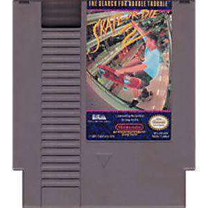 Skate or Die 2 - NES Game | Retrolio Games