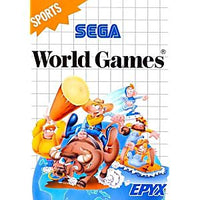 World Games - Sega Master System Game