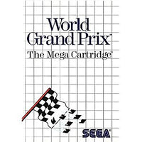 World Grand Prix - Sega Master System Game