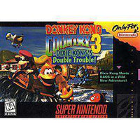 Donkey Kong Country 3 - SNES Game | Retrolio Games
