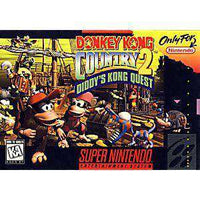 Donkey Kong Country 2 - SNES Game - Xbox 360 Game | Retrolio Games