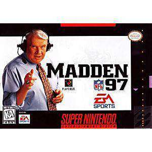 SNES Madden NFL 97 - SNES Game | Retrolio Games