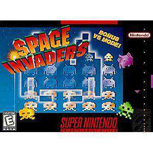 Space Invaders - SNES Game | Retrolio Games