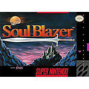Soul Blazer - SNES Game | Retrolio Games