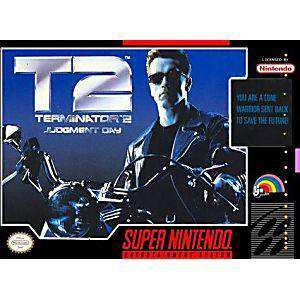 Terminator 2 Judgment Day - SNES Game | Retrolio Games