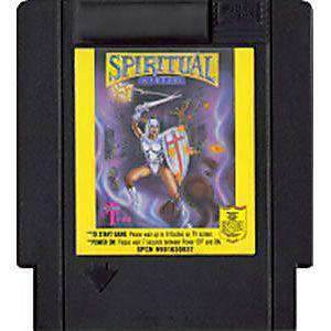 Spiritual Warfare - NES Game | Retrolio Games