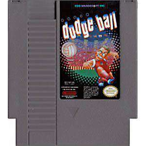 Super Dodge Ball - NES Game | Retrolio Games