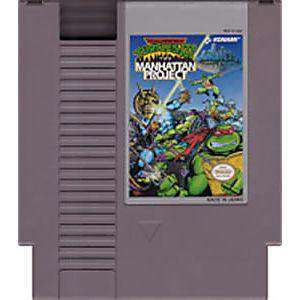Teenage Mutant Ninja Turtles 3 - NES Game | Retrolio Games