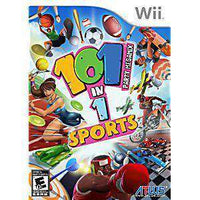 101-in-1 Sports Party Megamix - Wii Game | Retrolio Games