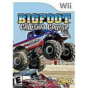 Bigfoot Collision Course - Wii Game | Retrolio Games
