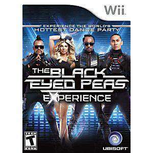 Black Eyed Peas Experience - Wii Game | Retrolio Games