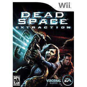 Dead Space Extraction - Wii Game | Retrolio Games