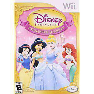 Disney Princess Enchanted Journey - Wii Game | Retrolio Games