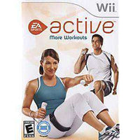 EA Sports Active: More Workouts - Wii Game | Retrolio Games