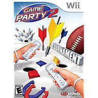 Game Party 2 - Wii Game | Retrolio Games