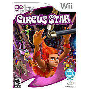 Go Play Circus Star - Wii Game | Retrolio Games