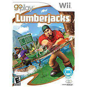 Go Play Lumberjacks - Wii Game | Retrolio Games