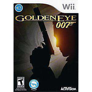 GoldenEye 007 - Wii Game | Retrolio Games